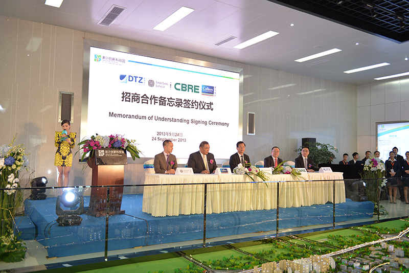 9.24.2013 The 12th World Chinese Entrepreneurs Conference